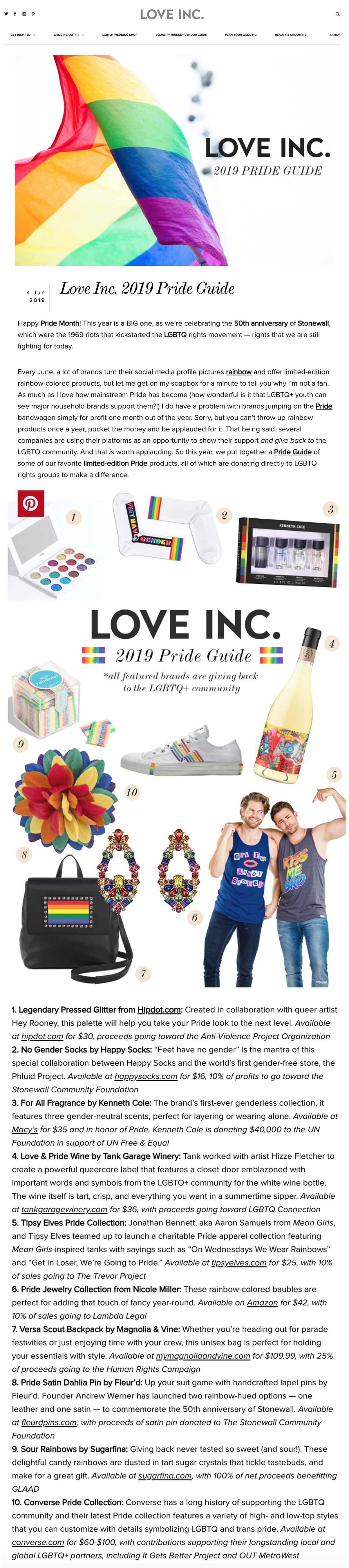 LOVE Inc. 2019 Pride Guide featuring Fleur'd Pins.jpg