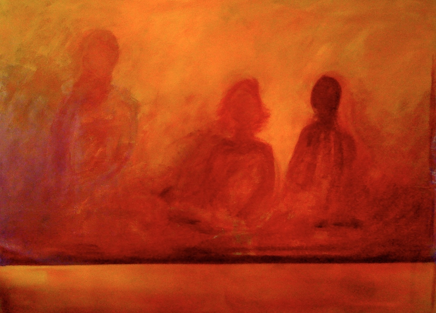Passage - Acrylic on Canvas