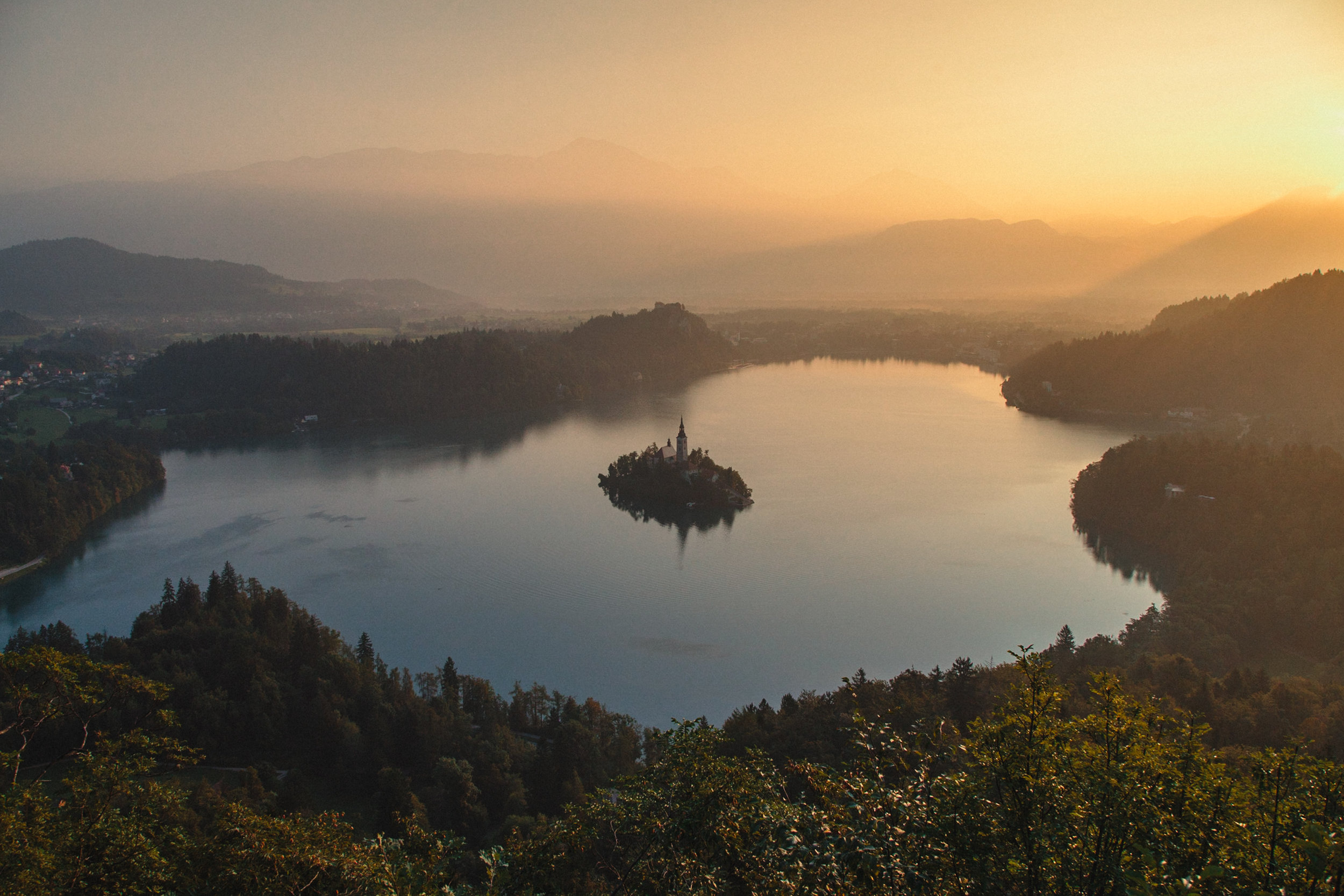Last Light, Slovenia
