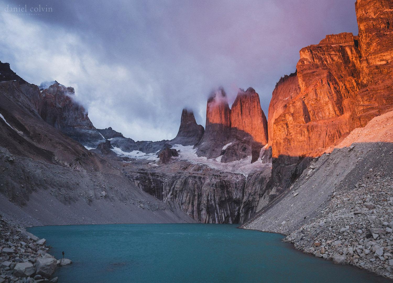 Sunrise, Argentine Patagonia