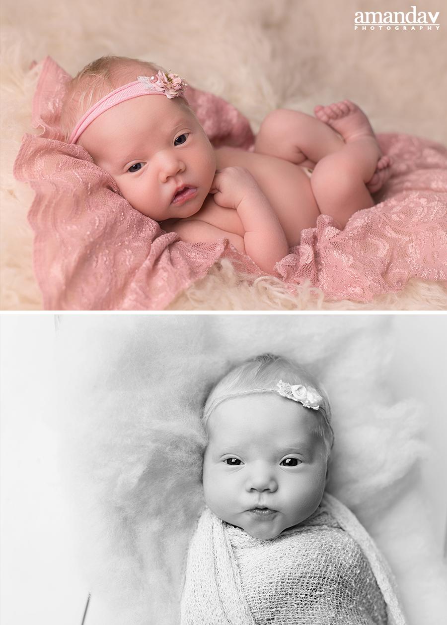 newborn baby in Kelowna