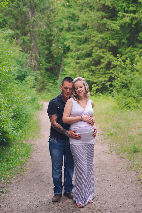 pregnancy session in Kelowna
