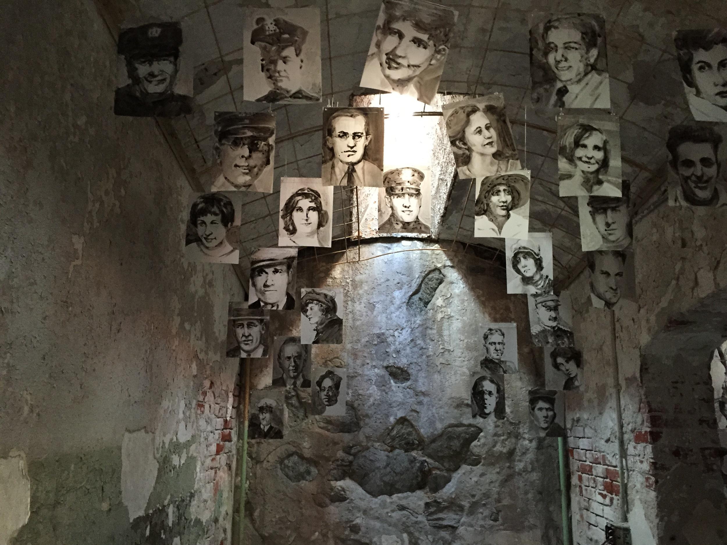 Stories of Victims Exhibit