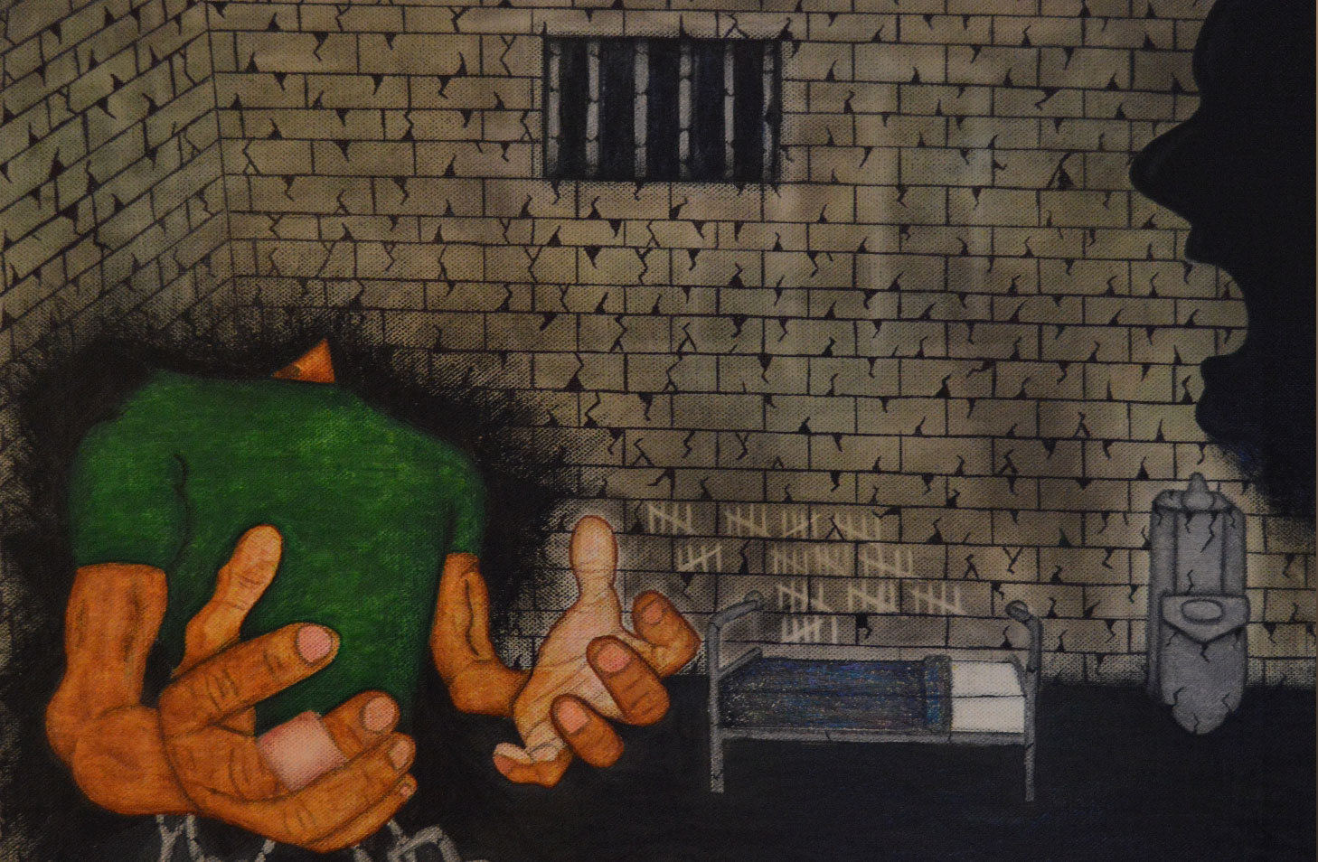 The Confined Arts: Solitary Confinement Edition - SFC March 12, 2016