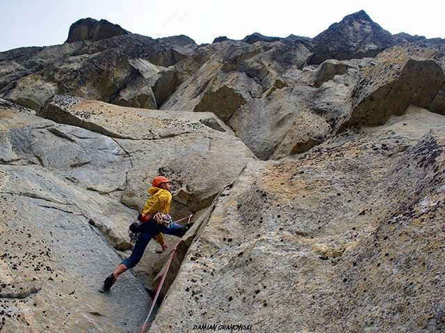 One year ago: The result of cold-calling Polish climber @granowskidamian, and finding magic in global friendships, self-confidence, and the walls of the Tatras.