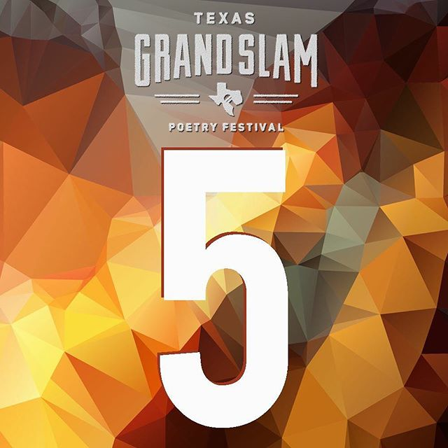 ONLY 5 DAYS LEFT!! Head to texasgrandslam.com to get your tickets to #TGS2016!!