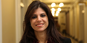 Lena Alhusseini  Executive Director, Arab-American Family Support Center of New York