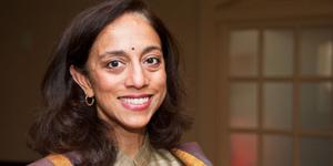 Kavita Ramdas  Regional Head, South Asia, Ford Foundation