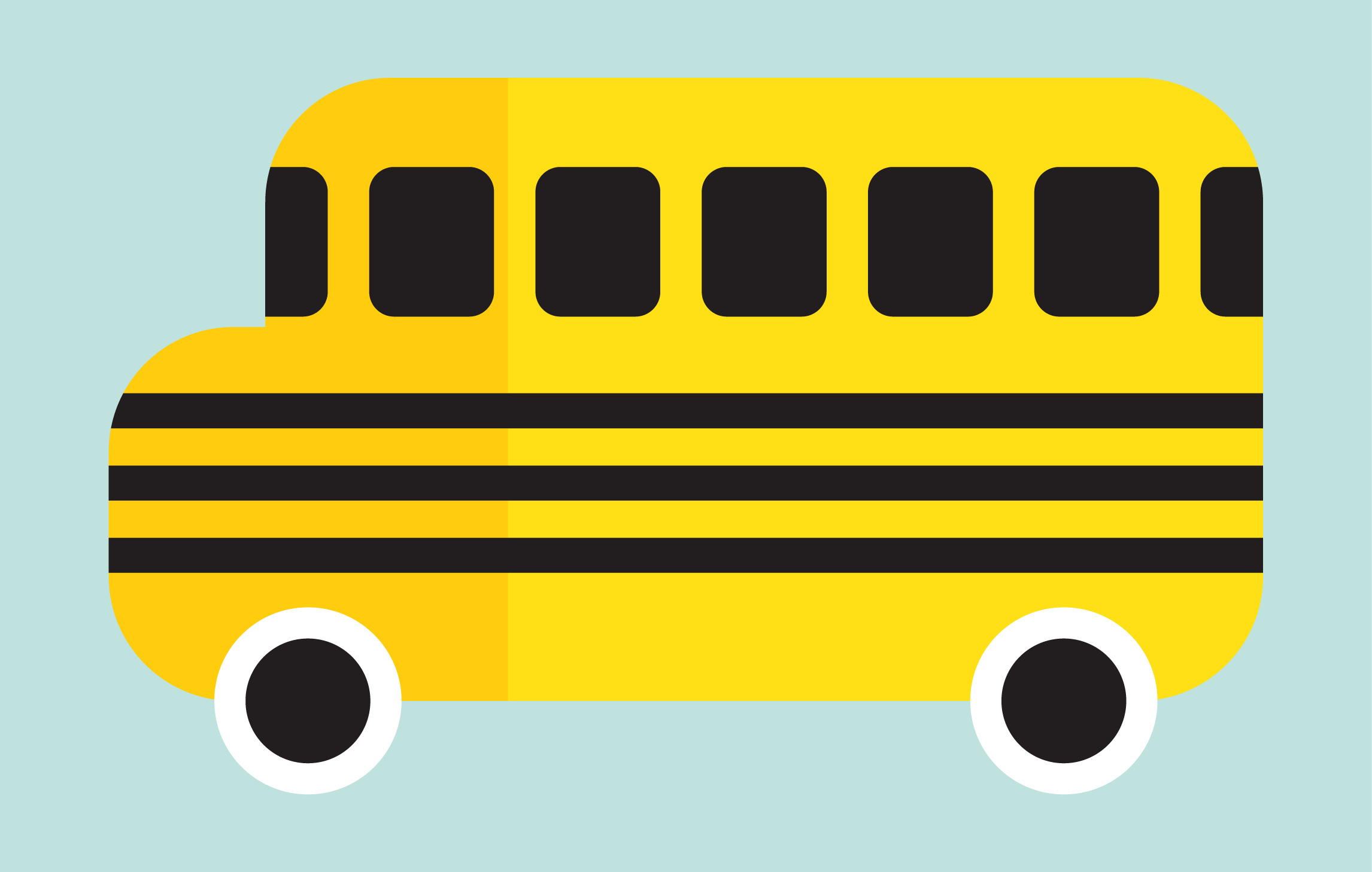school bus -