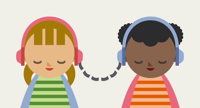 headphone hookup -