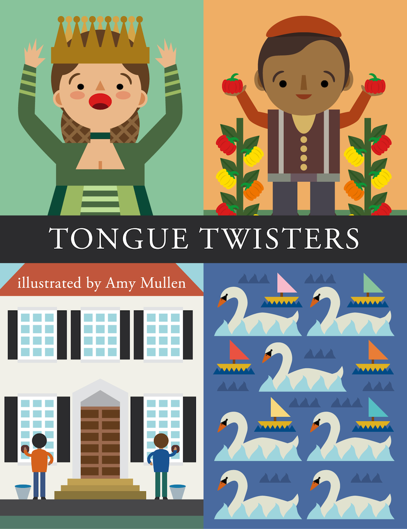 Tongue Twisters - Xist Publishing