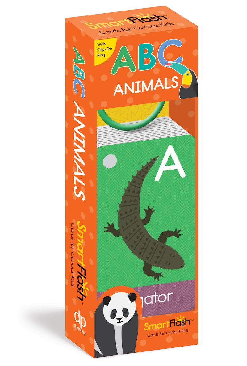 ABC AnimalsSmartFlash™—Cards for Curious Kids - duopress