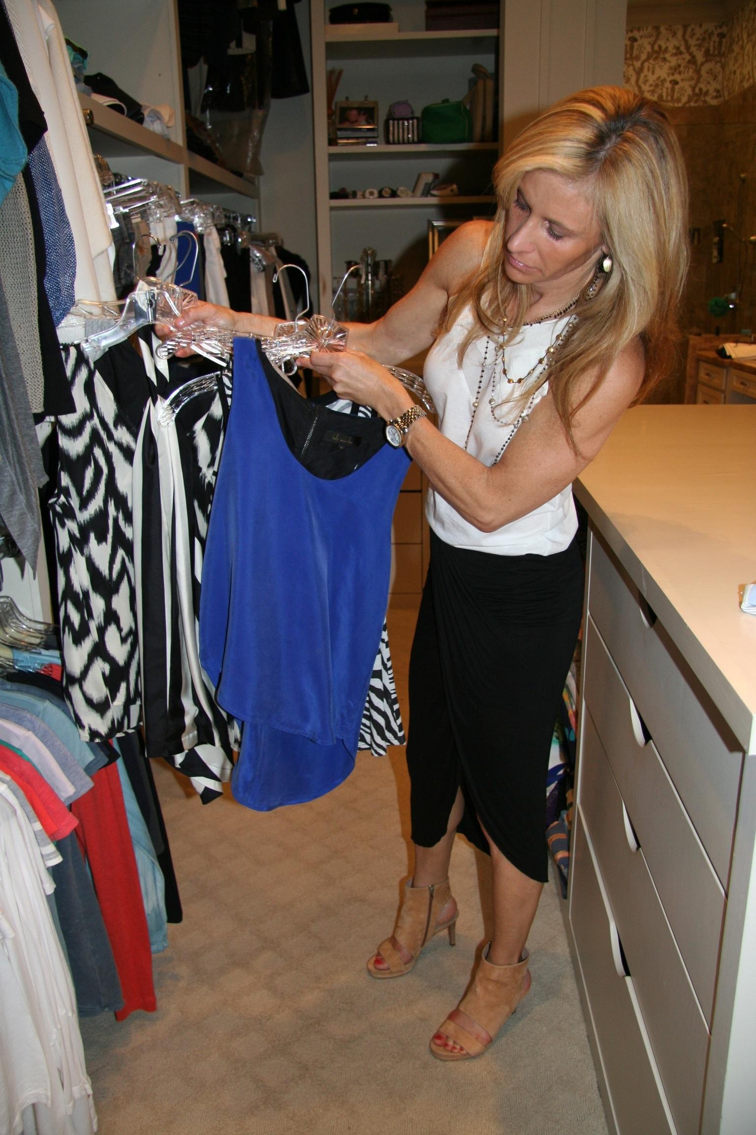 Maximize your closet.