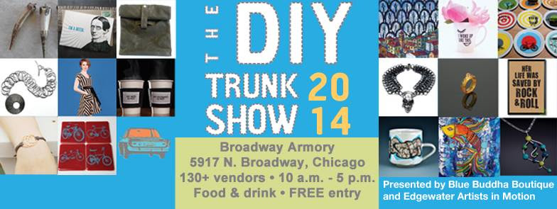Edgewater Workbench in Chicago is a sponsor of the DIY Trunk Show craft artisan handmade DIY