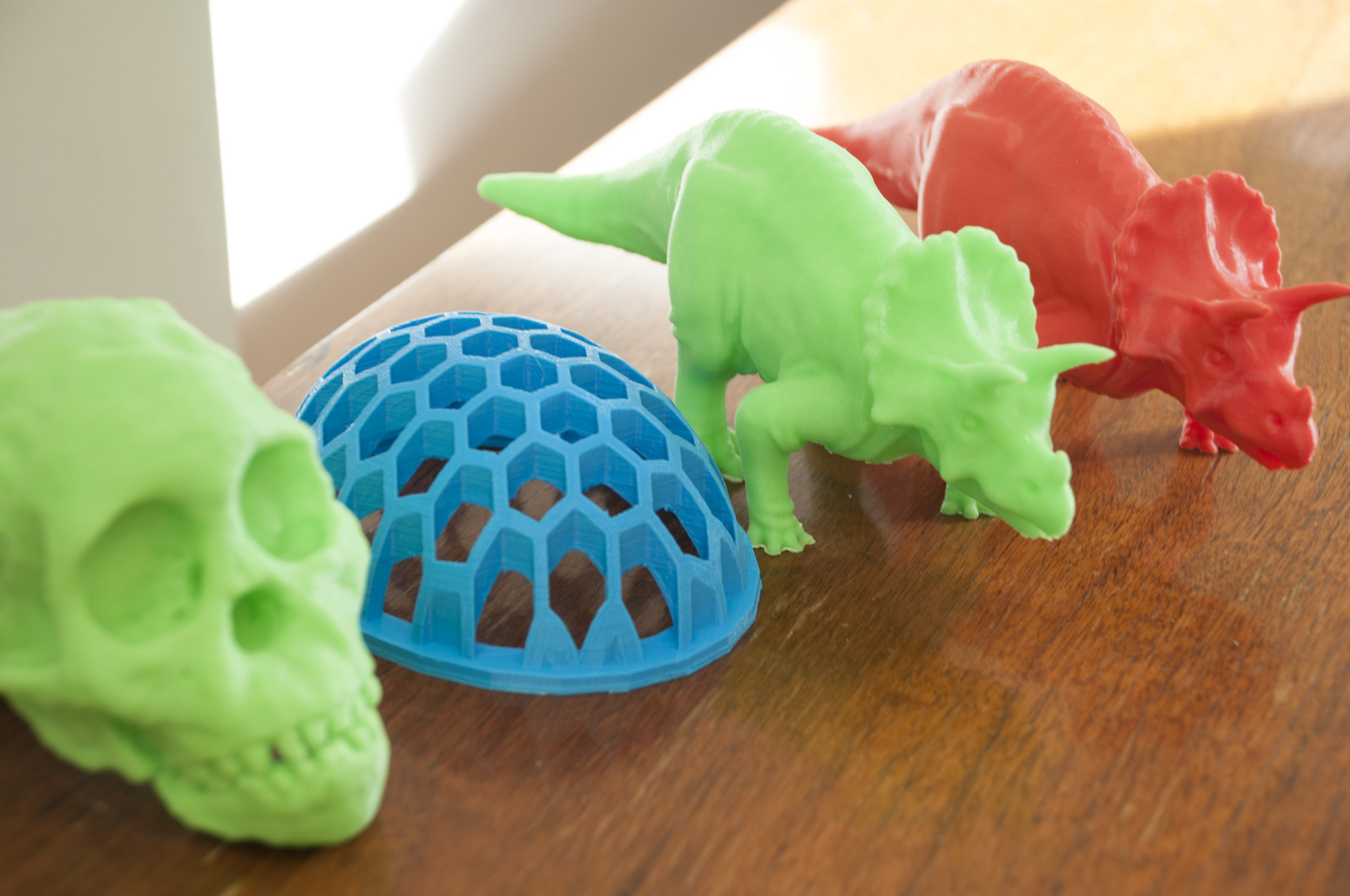 Edgewater Workbench in Chicago offers 3D printing services.