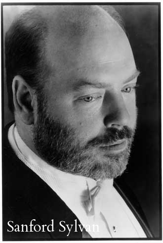 Sanford Sylvan, baritone