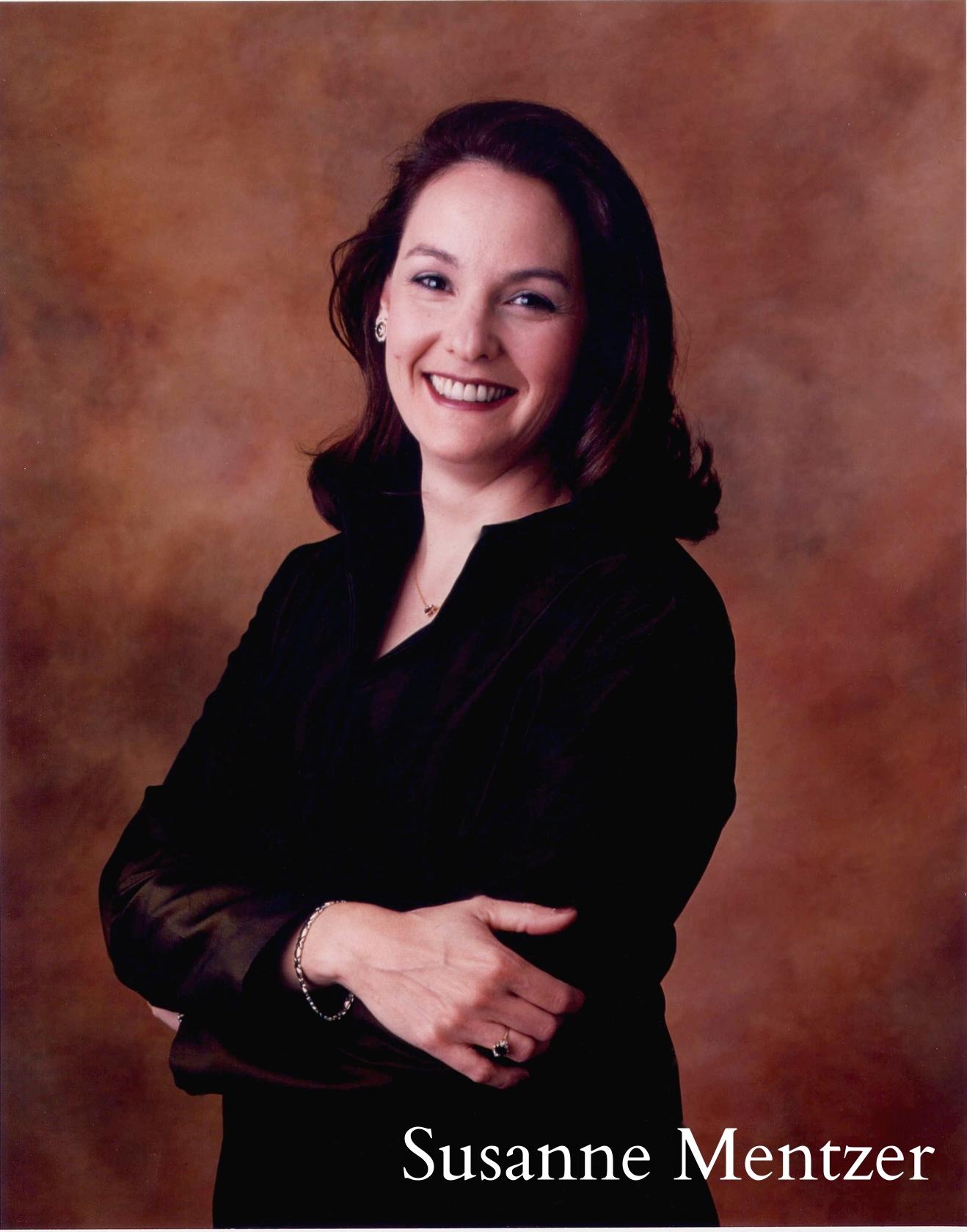 Susanne Mentzer | mezzo-soprano
