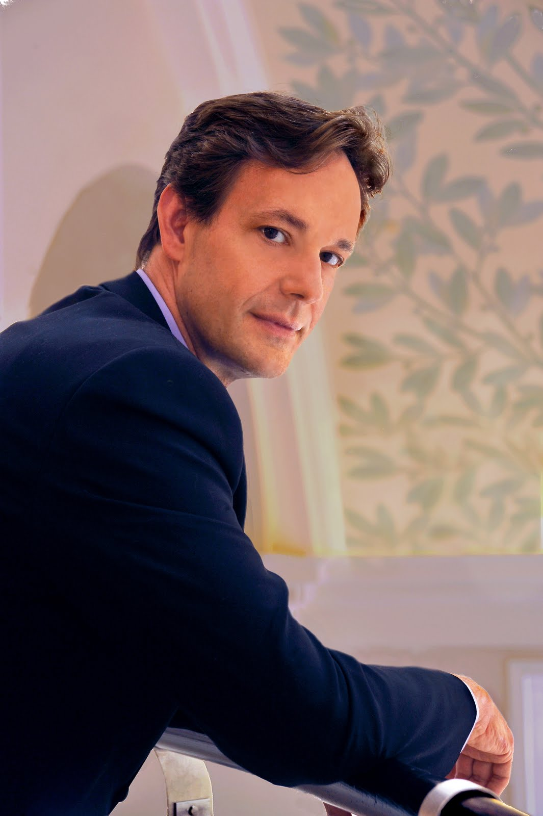 Jake Heggie, composer of many songs as well as operas Dead Man Walking, Moby Dick, Three Decembers, and more.