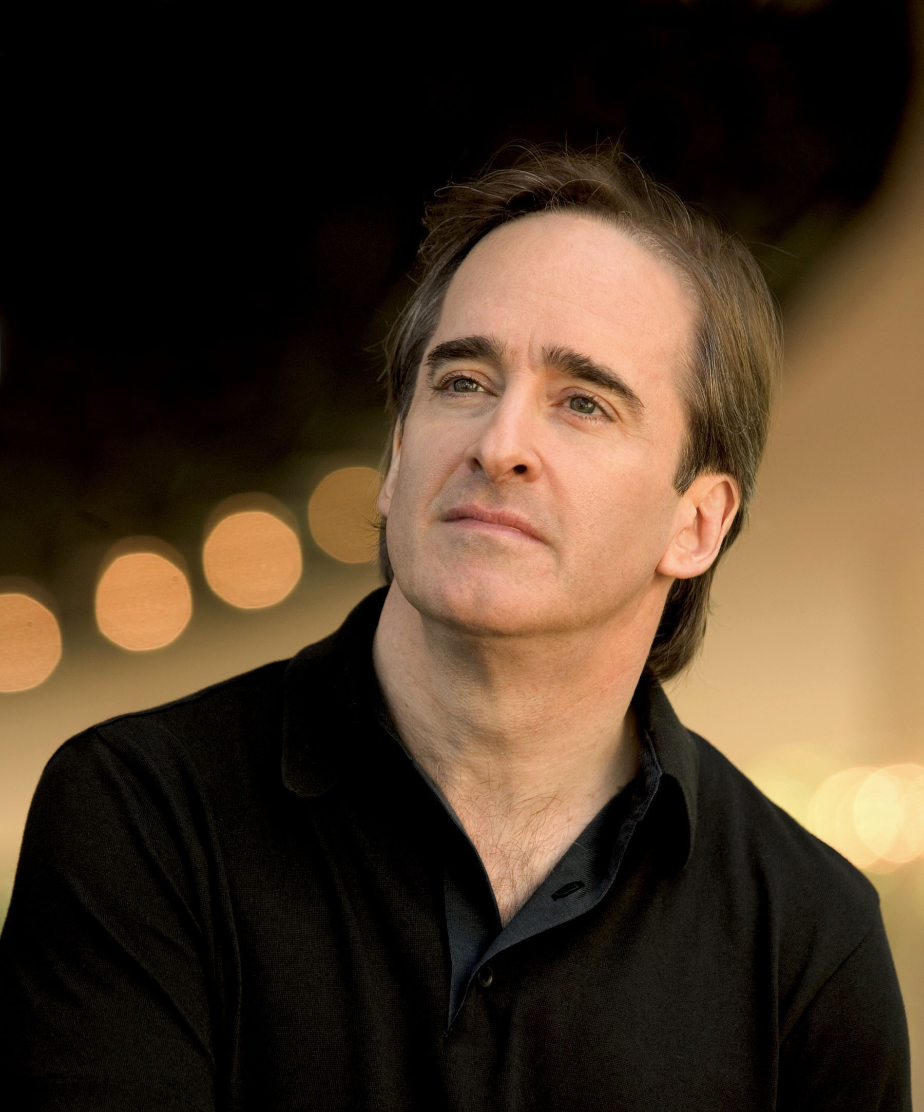 James Conlon, one of today's most versatile and respected conductors. Music director of the LA Opera, Ravinia Festival, and Cincinnati May Festival.