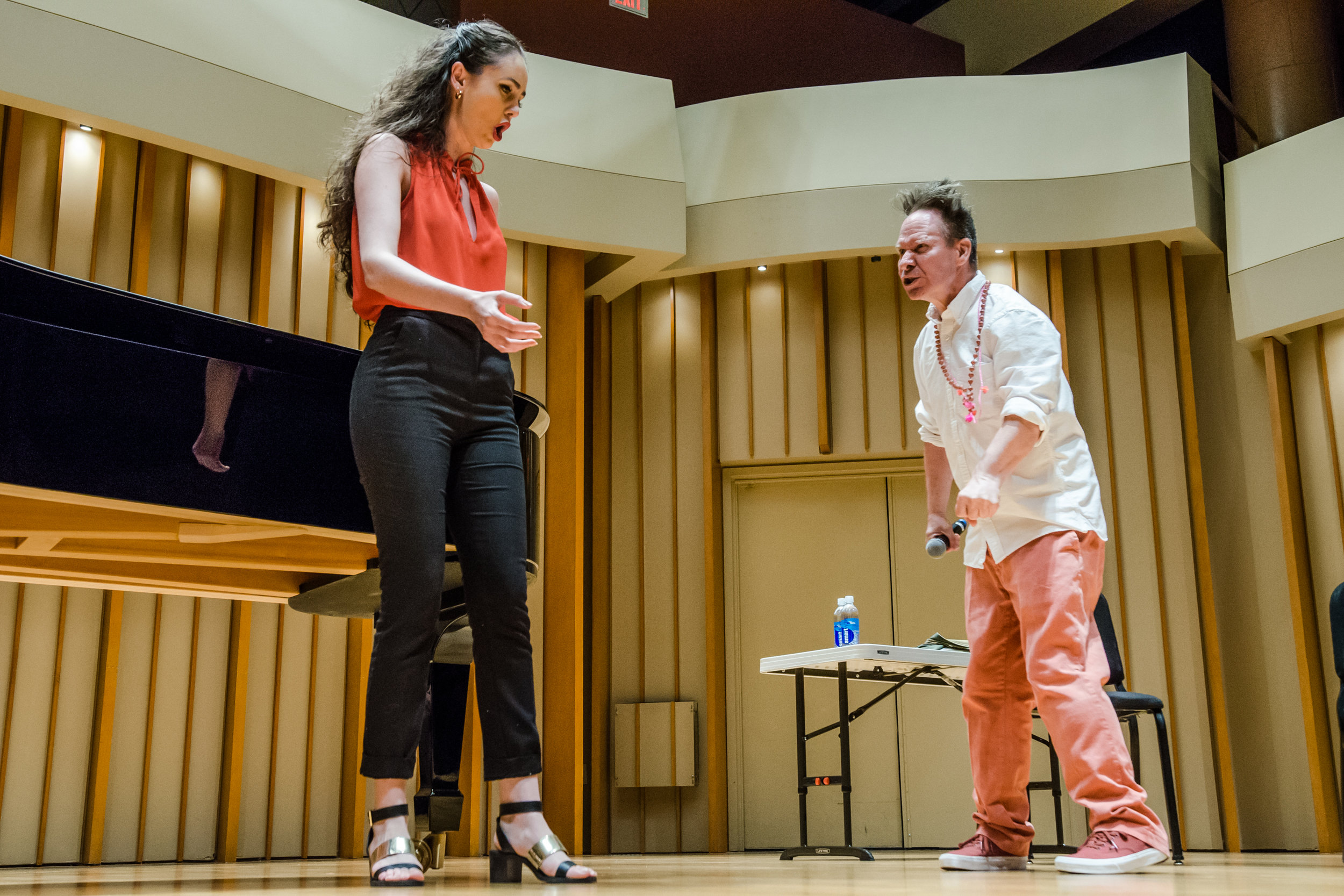 Public Master Class with Peter Sellars
