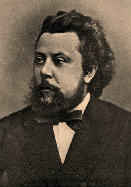Modest Petrovich Musorgsky (1831-1881)