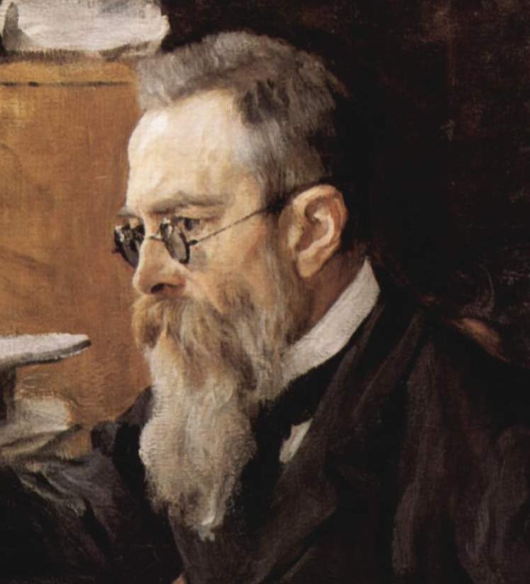Nikolai Rimsky-Korsakov (1844-1908)