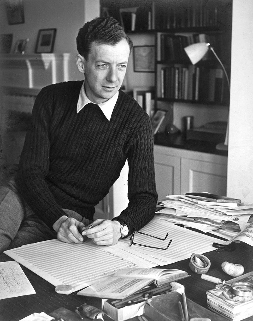 Benjamin Britten (1797-1828)