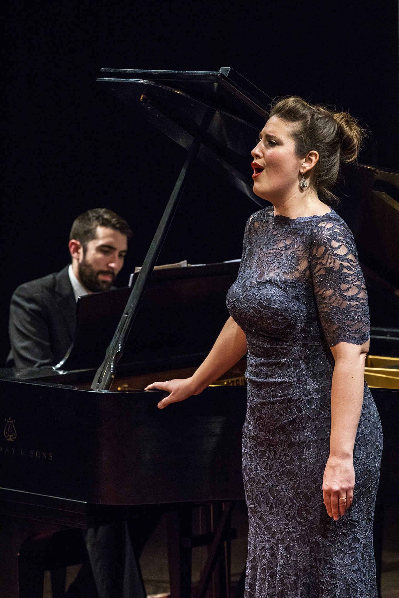 Katharine Dain, soprano & Pierre-André Doucet, piano @TGO Photography