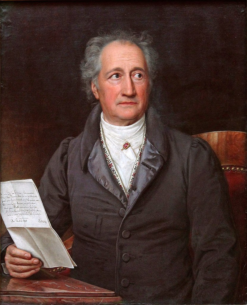 A Musical Portrait of Goethe -