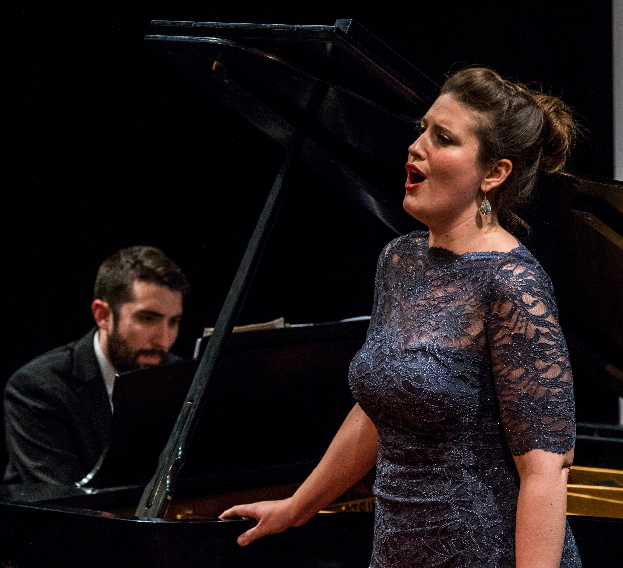 Katharine Dain, soprano and Pierre-André Doucet, piano