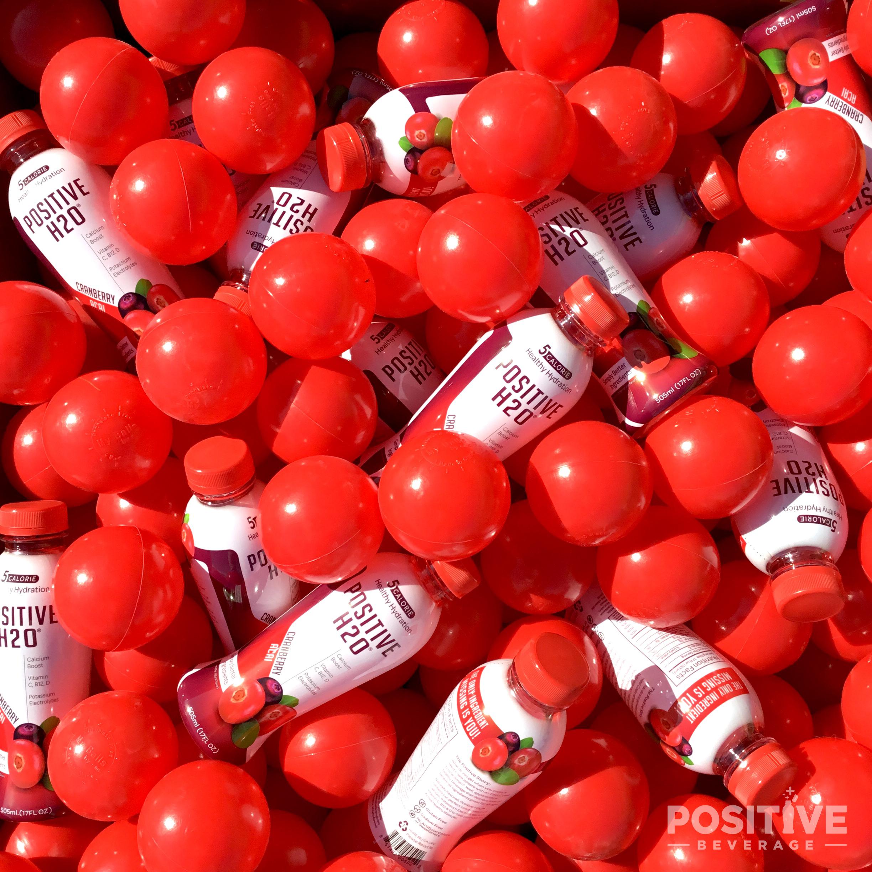 Positive H2O® Cranberry Acai