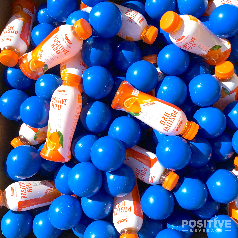 Positive H2O® Mandarin Orange