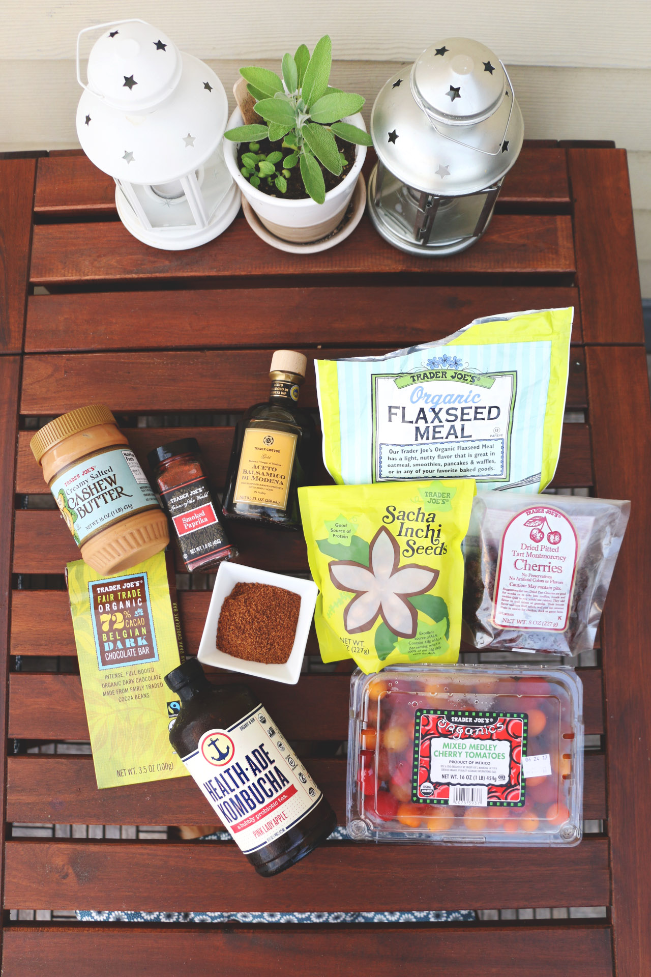 Trader Joe's Favorite 10 Items | The Purposeful Plate