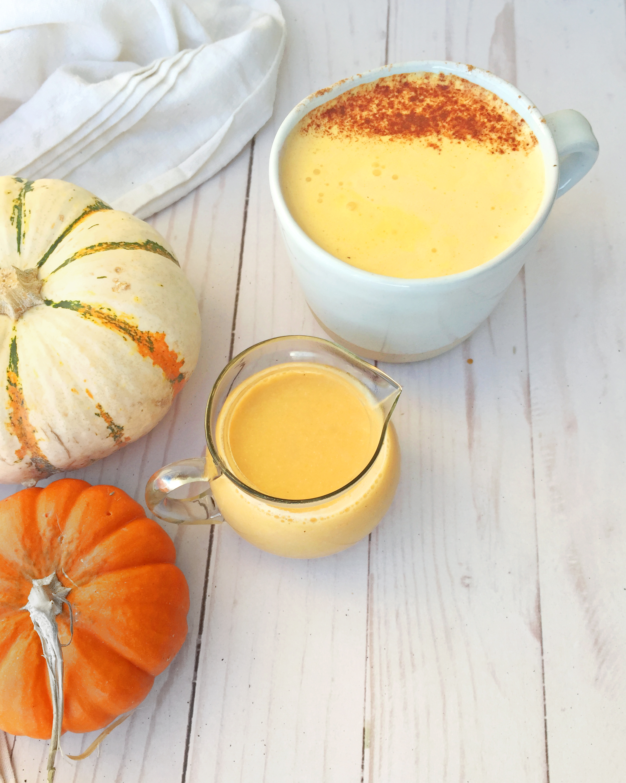 Pumpkin Spice Non-Dairy Creamer
