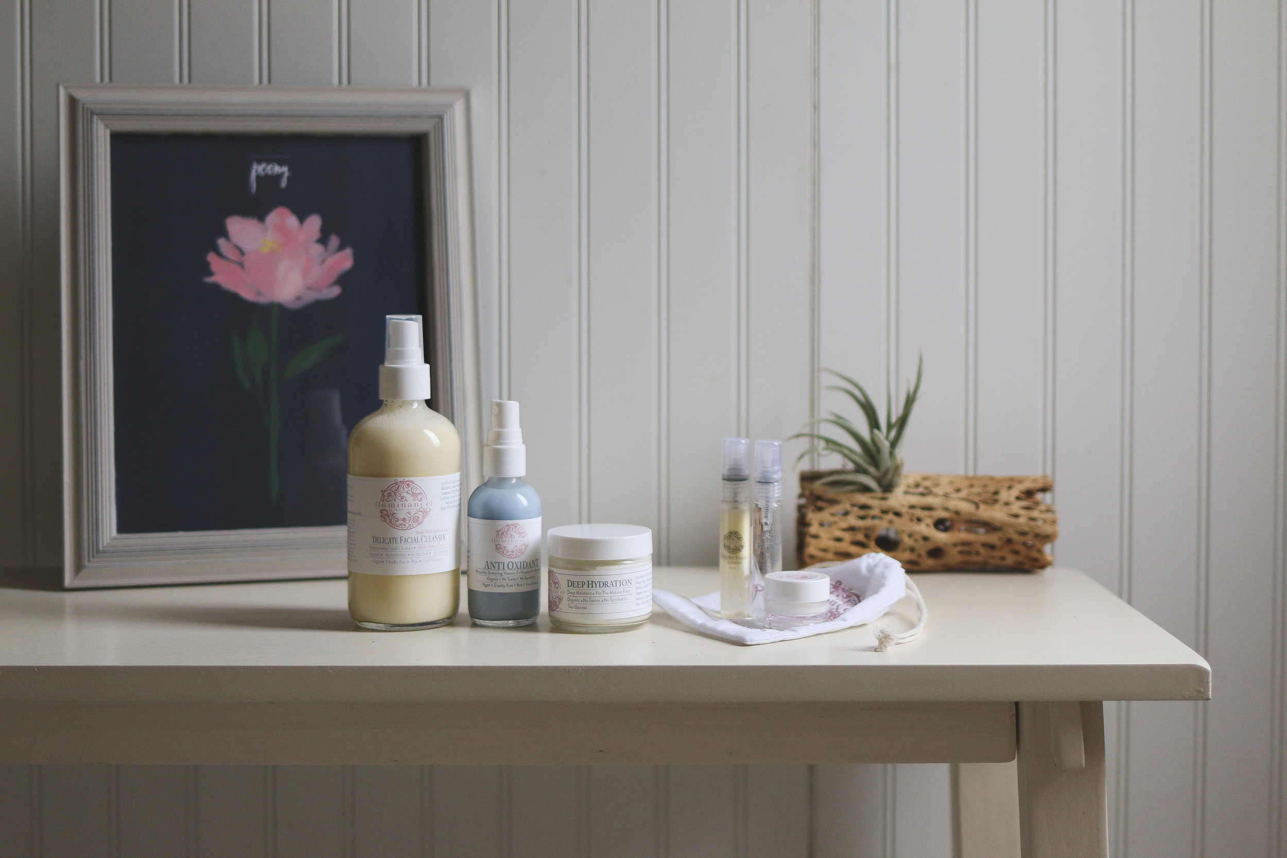 Luminance Skin Care Review | Purposeful Plate