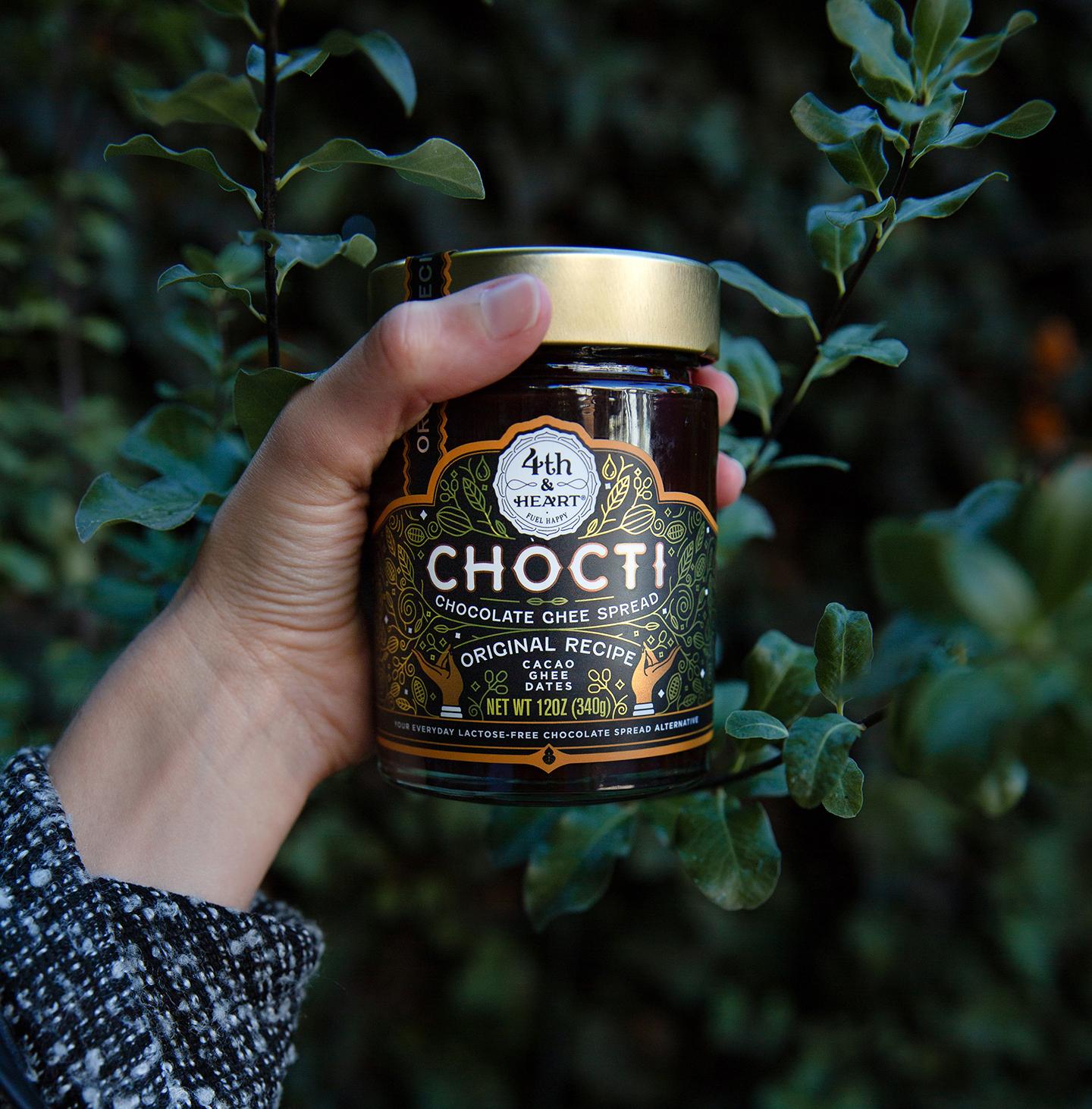 4th & Heart Chocti Ghee