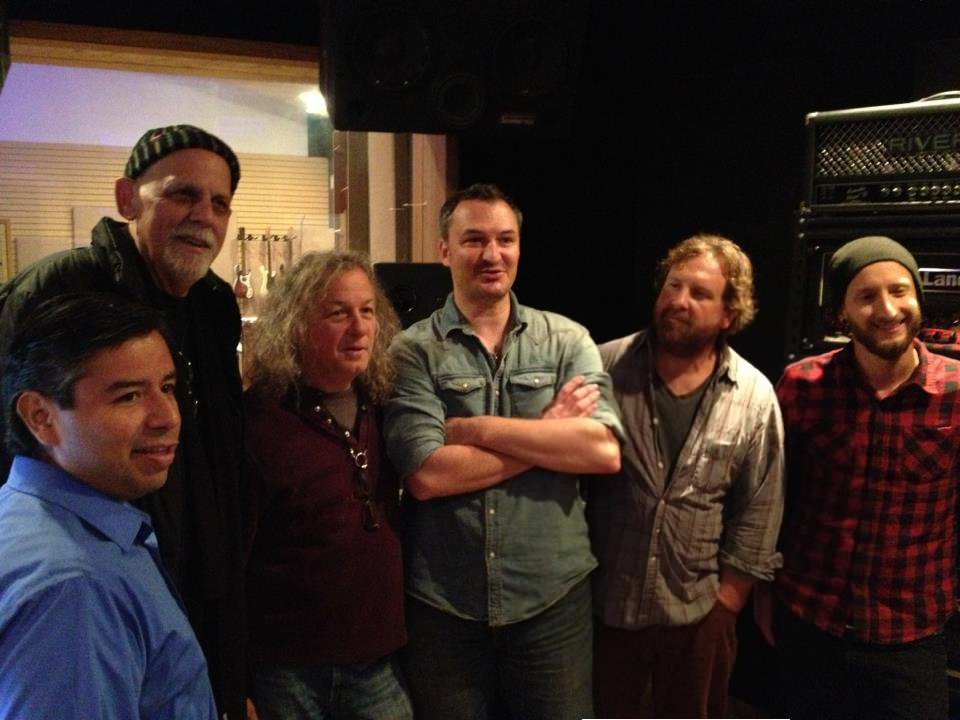 "Recording session produced by Tim Carbone for Bobby Syvarth with the legendary Bill Goodwin on drums.  A sweet Bobby song called ""California""."