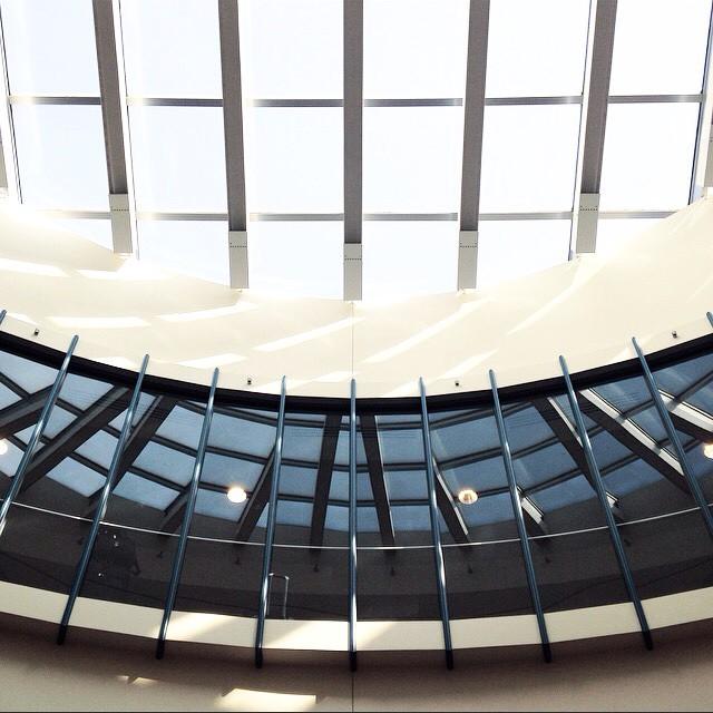Skyward symmetry