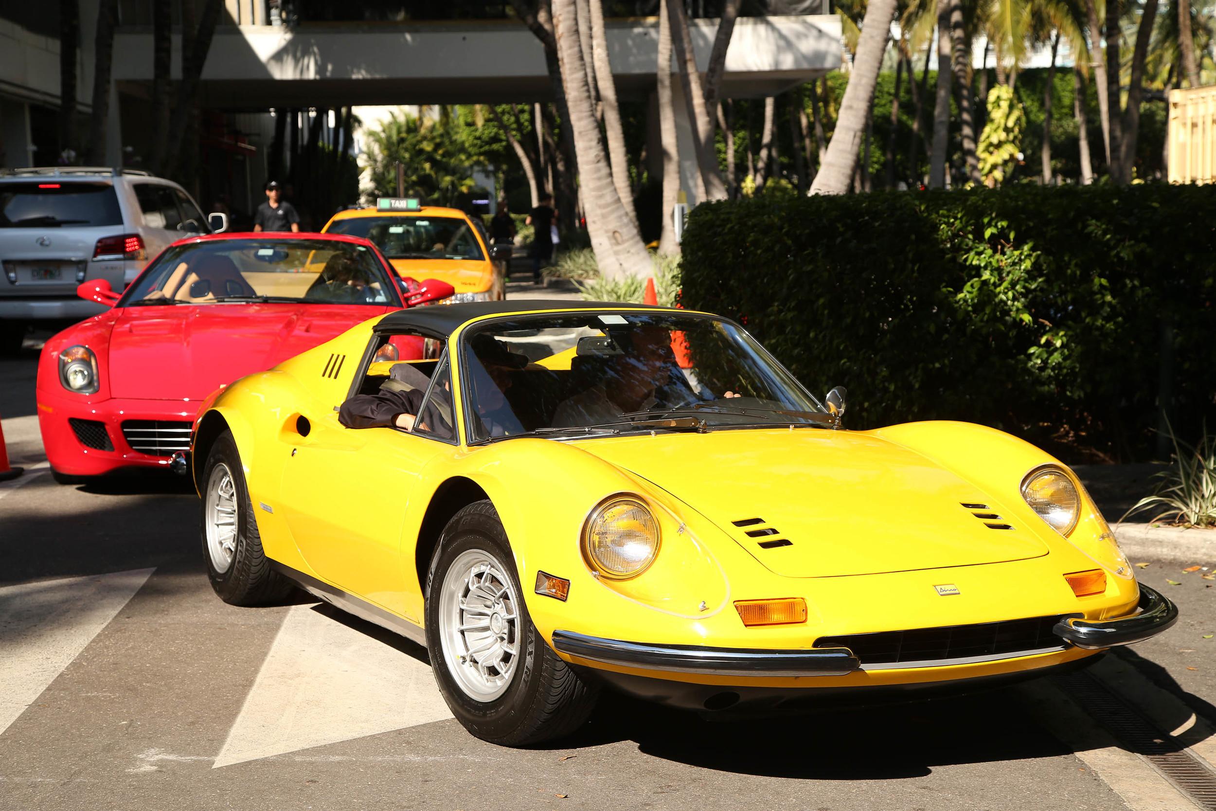 The Legendary Ferrari Dino.