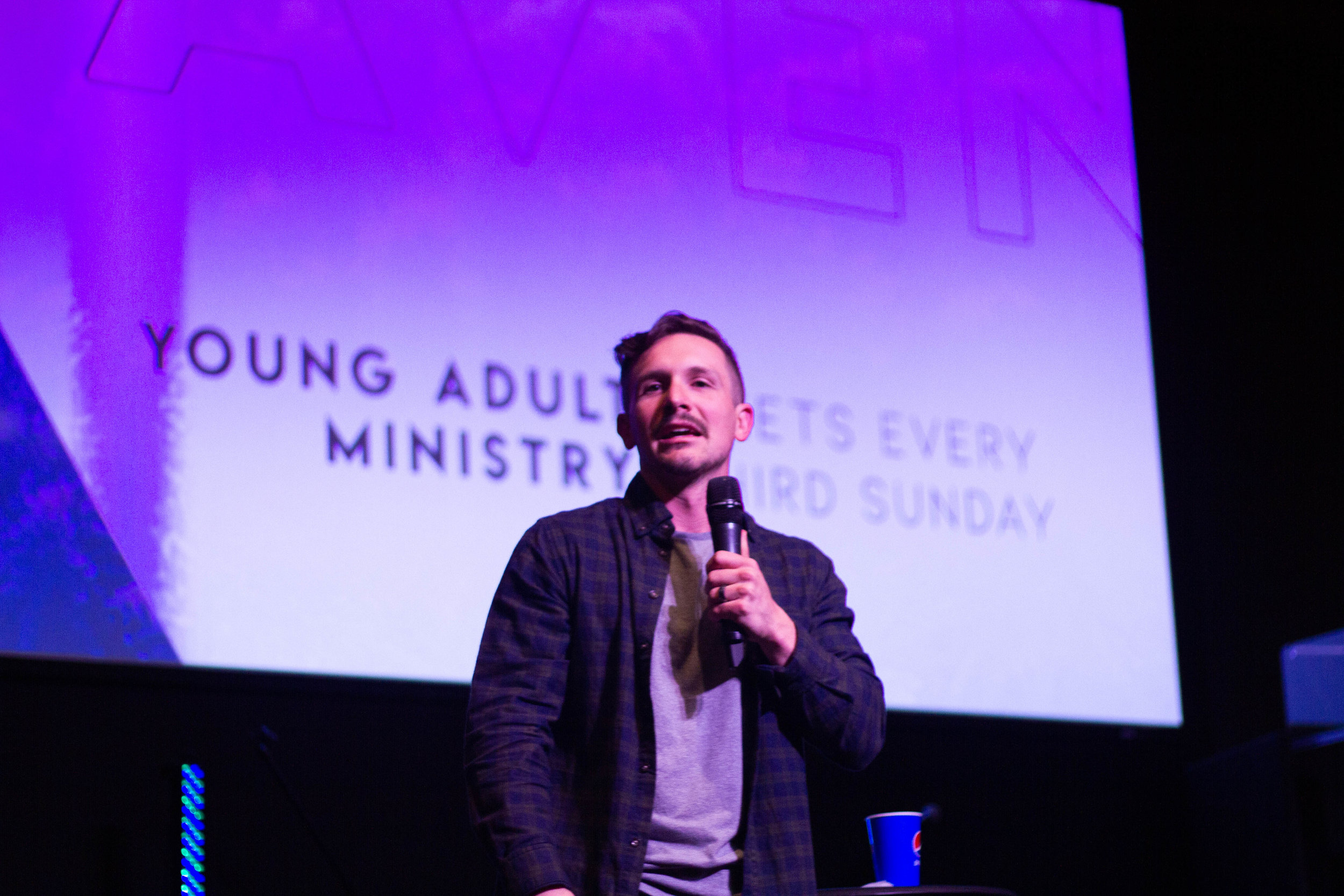 Sean Connor - Sean is the Youth and Young Adults Pastor at WHWC. He has been pastoring for over seven years and is a graduate from Rhema Bible Training College.