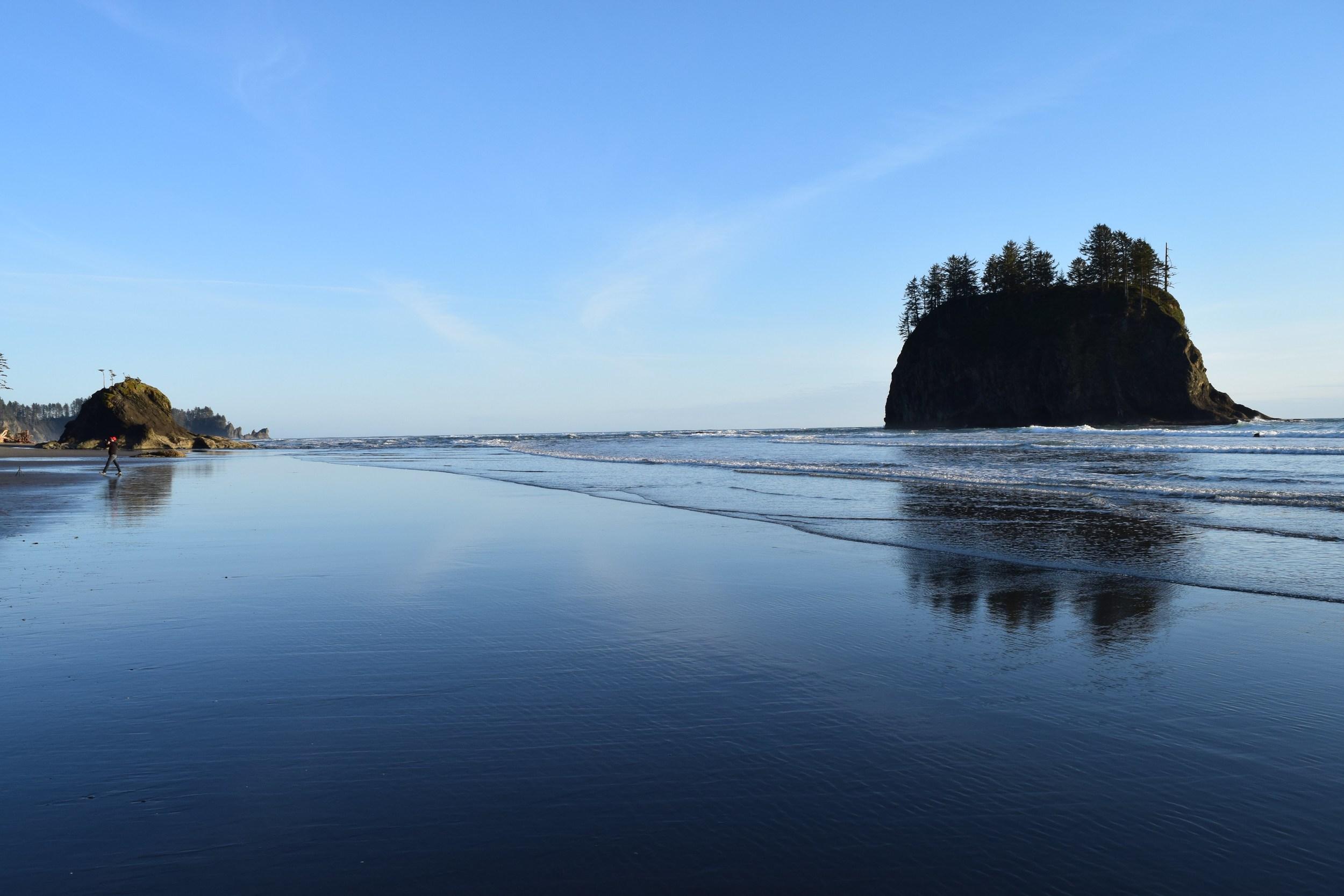 9 - endless sandy landscape