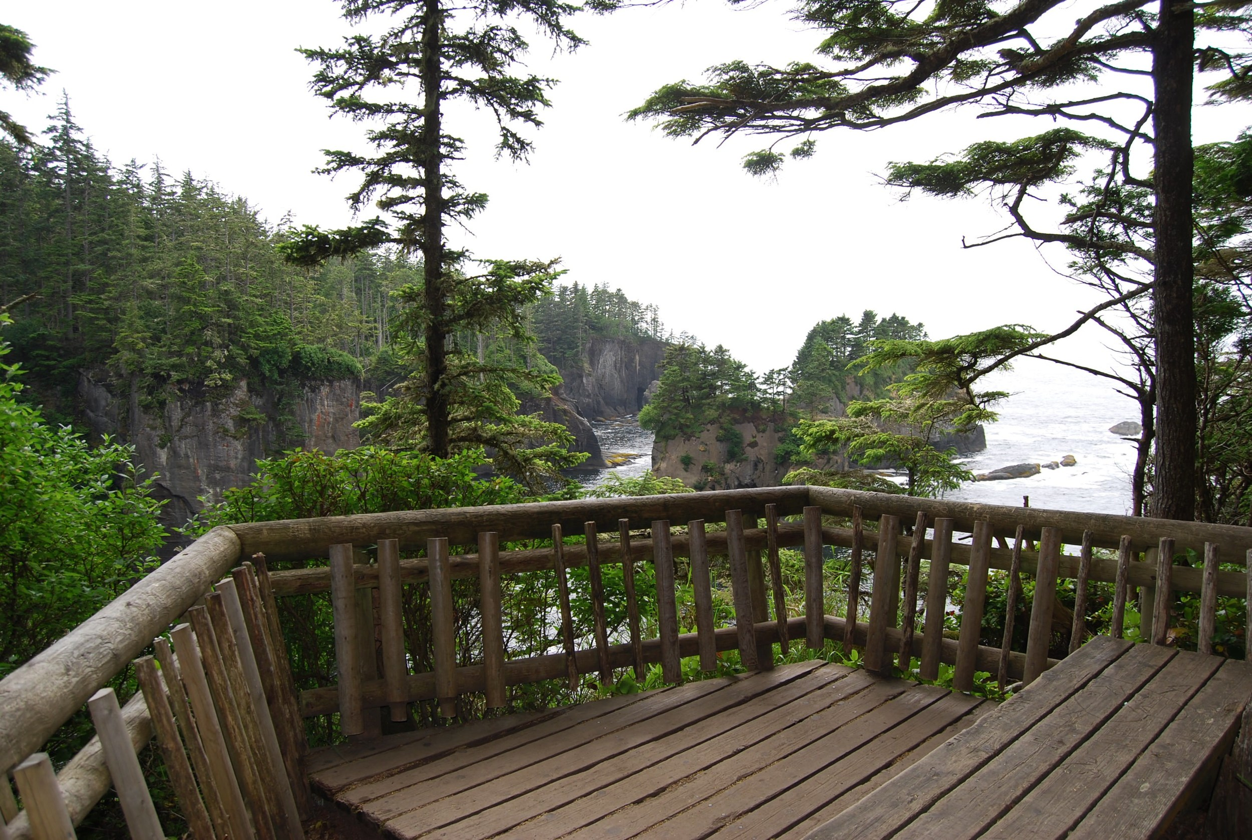 Custom Tour: Stay an extra night and visit the most northwestern point at Cape Flattery!