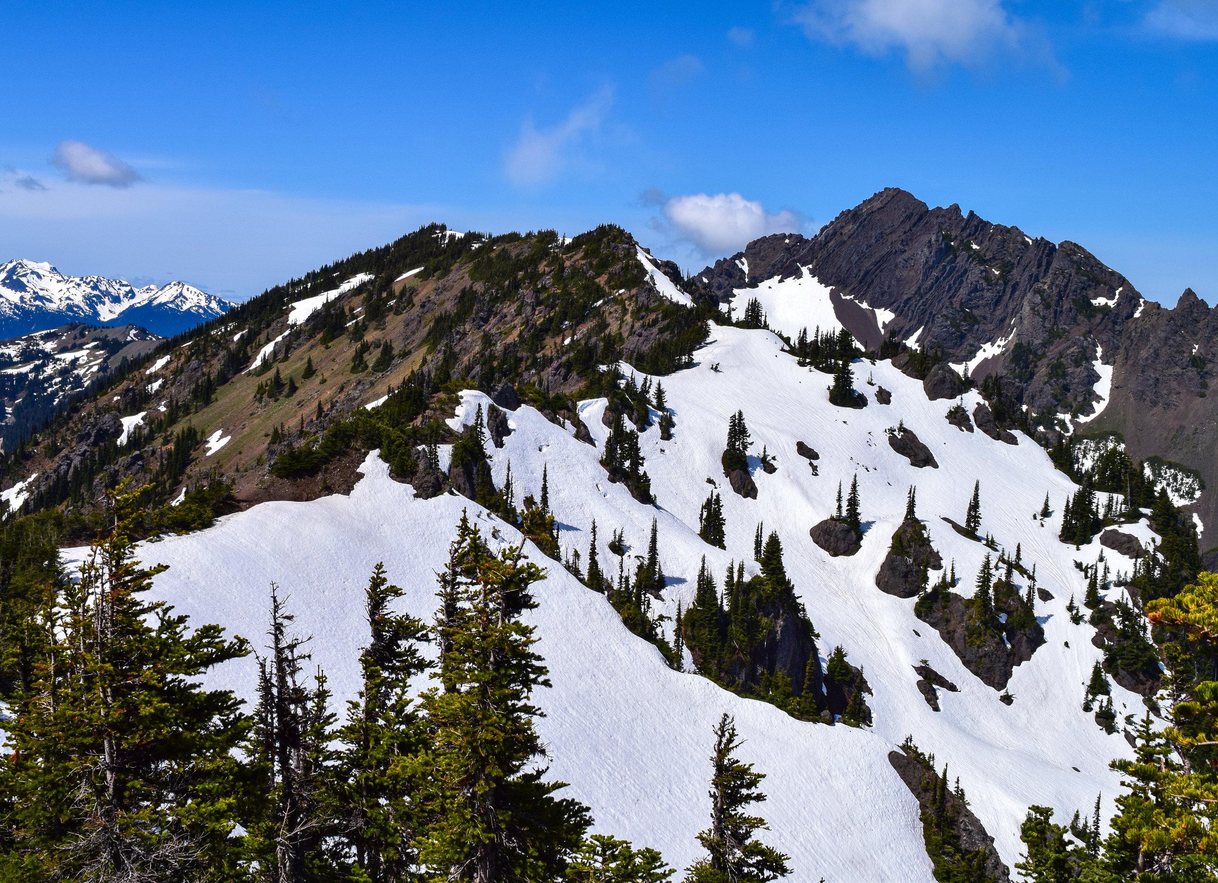 5 - Klahane Ridge Snow Melt.jpg