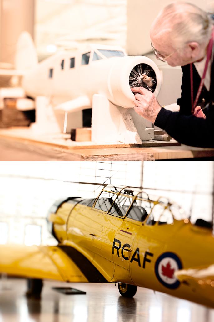 Specialist at Canadian Warplane Heritage Museum