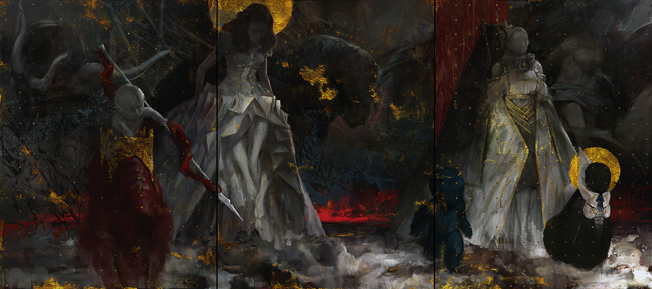 Motherland Chronicles - Procession