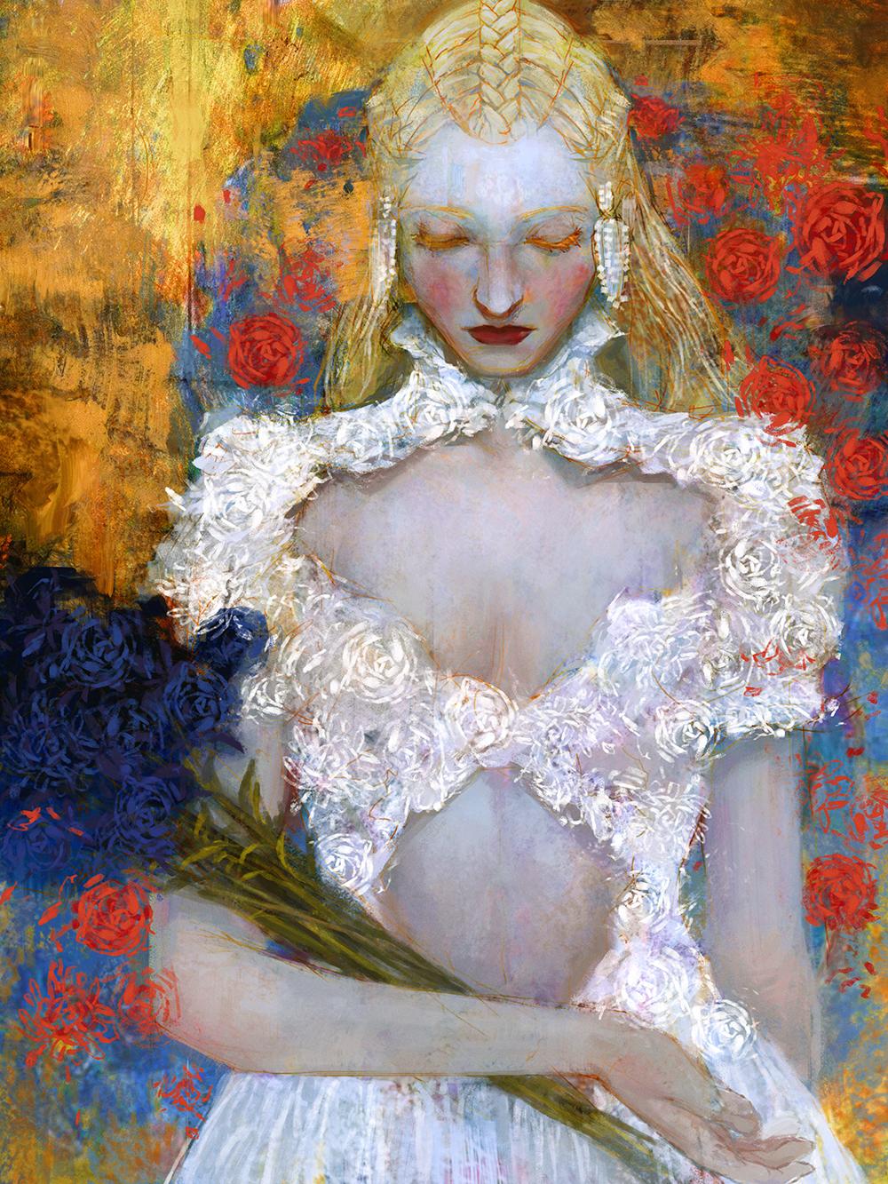 Motherland Chronicles #34 - flower portrait ii.jpg