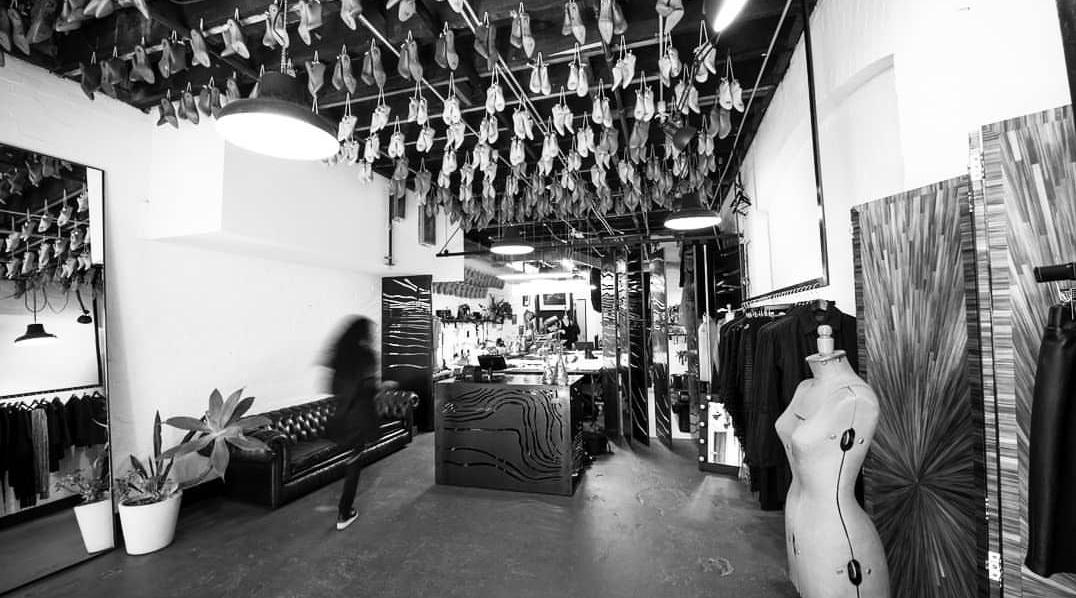 Bermuda Black Atelier