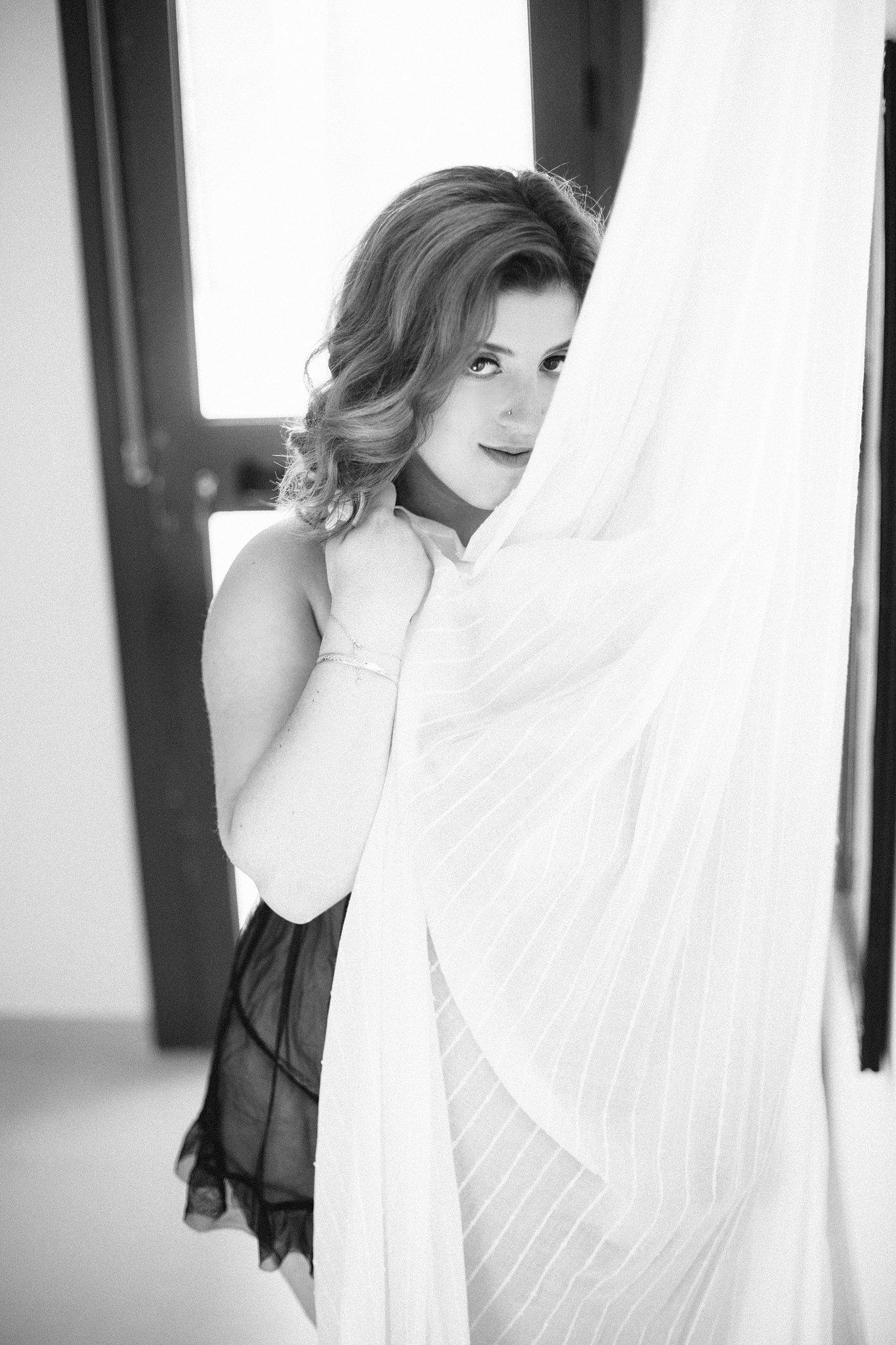 Rebecca Sigala Boudoir Blog : Abby - 5
