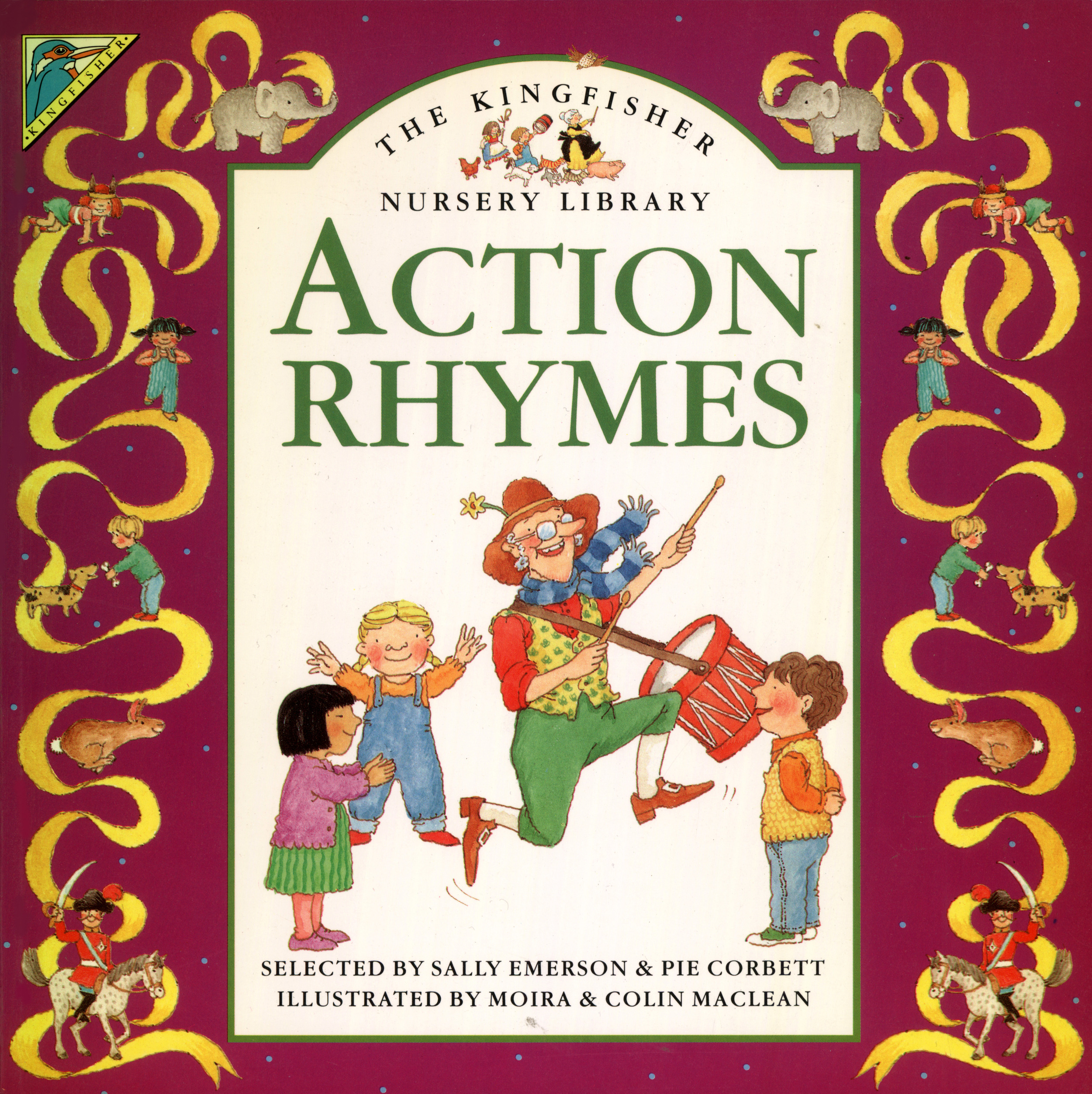 Action Rhymes (1992)