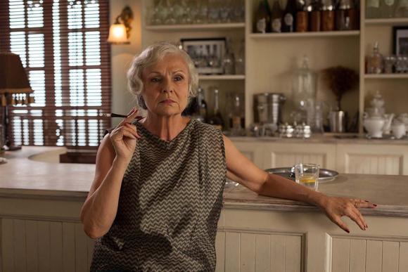 Julie Walters in Indian Summers (Joss Barratt)